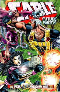 Cover Thumbnail for Cable (Marvel, 1993 series) #25 [Direct Edition]