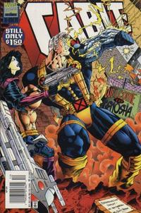 Cover Thumbnail for Cable (Marvel, 1993 series) #26 [Newsstand Edition]