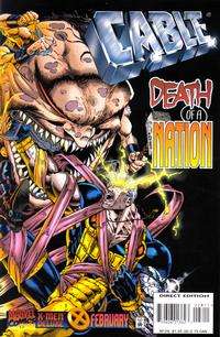 Cover Thumbnail for Cable (Marvel, 1993 series) #28 [Direct Edition]