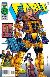 Cover Thumbnail for Cable (Marvel, 1993 series) #29 [Direct Edition]