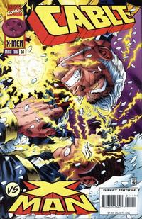 Cover Thumbnail for Cable (Marvel, 1993 series) #31 [Direct Edition]