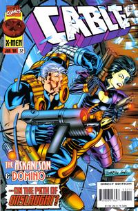 Cover Thumbnail for Cable (Marvel, 1993 series) #32 [Direct Edition]