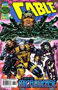 Cover Thumbnail for Cable (Marvel, 1993 series) #38 [Direct Edition]