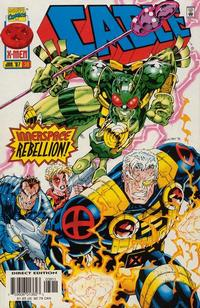 Cover Thumbnail for Cable (Marvel, 1993 series) #39 [Direct Edition]