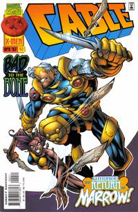 Cover Thumbnail for Cable (Marvel, 1993 series) #42 [Direct Edition]
