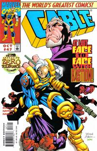 Cover Thumbnail for Cable (Marvel, 1993 series) #47 [Direct Edition]