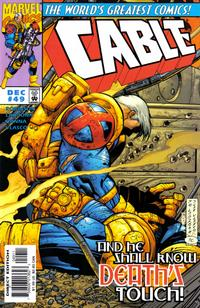 Cover Thumbnail for Cable (Marvel, 1993 series) #49 [Direct Edition]