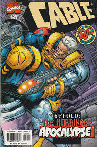 Cover Thumbnail for Cable (Marvel, 1993 series) #50 [Direct Edition]