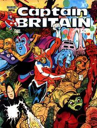 Cover Thumbnail for Captain Britain (Marvel UK, 1985 series) #6