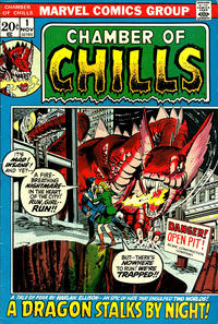 Cover Thumbnail for Chamber of Chills (Marvel, 1972 series) #1