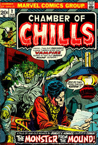 Cover Thumbnail for Chamber of Chills (Marvel, 1972 series) #2