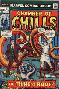 Cover Thumbnail for Chamber of Chills (Marvel, 1972 series) #3