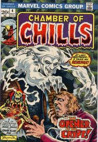 Cover Thumbnail for Chamber of Chills (Marvel, 1972 series) #4
