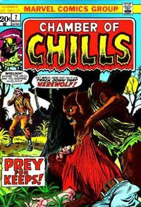 Cover Thumbnail for Chamber of Chills (Marvel, 1972 series) #7