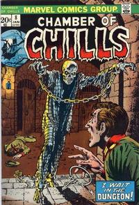 Cover Thumbnail for Chamber of Chills (Marvel, 1972 series) #8