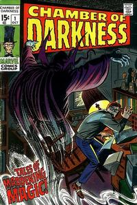 Cover Thumbnail for Chamber of Darkness (Marvel, 1969 series) #1