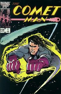 Cover Thumbnail for Comet Man (Marvel, 1987 series) #1