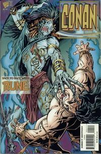 Cover Thumbnail for Conan (Marvel, 1995 series) #4