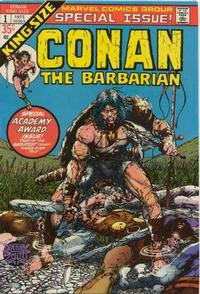 Cover Thumbnail for Conan Annual (Marvel, 1973 series) #1