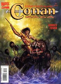 Cover Thumbnail for Conan Saga (Marvel, 1987 series) #96
