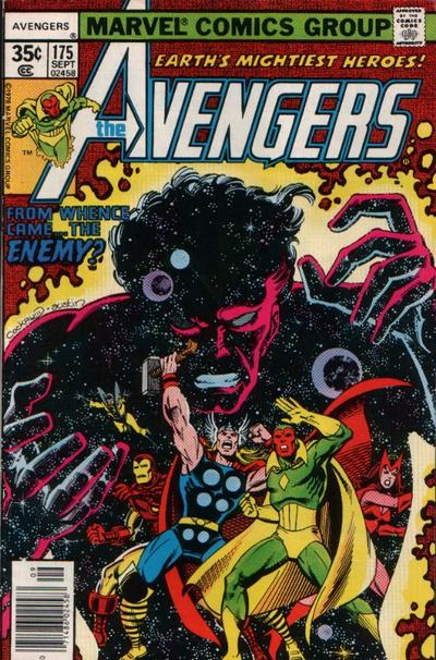 Cover for The Avengers (Marvel, 1963 series) #175 [Regular Edition]