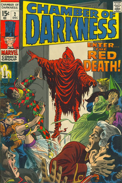 Cover for Chamber of Darkness (Marvel, 1969 series) #2