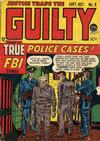 Cover for Justice Traps the Guilty (Prize, 1947 series) #v1#6 (6)