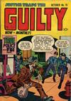 Cover for Justice Traps the Guilty (Prize, 1947 series) #v4#1 (19)