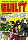 Cover for Justice Traps the Guilty (Prize, 1947 series) #v4#3 (21)