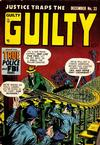 Cover for Justice Traps the Guilty (Prize, 1947 series) #v5#3 (33)