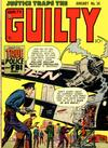 Cover for Justice Traps the Guilty (Prize, 1947 series) #v5#4 (34)