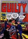 Cover for Justice Traps the Guilty (Prize, 1947 series) #v5#7 (37)