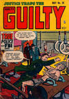 Cover for Justice Traps the Guilty (Prize, 1947 series) #v5#8 (38)