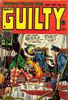 Cover for Justice Traps the Guilty (Prize, 1947 series) #v6#8 (50)