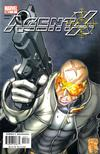 Cover for Agent X (Marvel, 2002 series) #3