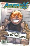 Cover for Agent X (Marvel, 2002 series) #6