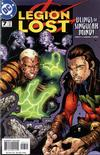 Cover for Legion Lost (DC, 2000 series) #7