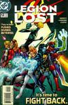 Cover for Legion Lost (DC, 2000 series) #12