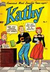 Cover for Kathy (Pines, 1949 series) #7