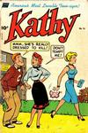 Cover for Kathy (Pines, 1949 series) #16