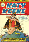 Cover for Katy Keene (Archie, 1949 series) #1
