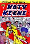 Cover for Katy Keene (Archie, 1949 series) #5