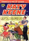 Cover for Katy Keene (Archie, 1949 series) #6