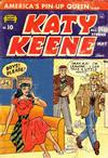Cover for Katy Keene (Archie, 1949 series) #10