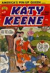 Cover for Katy Keene (Archie, 1949 series) #17