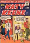Cover for Katy Keene (Archie, 1949 series) #22
