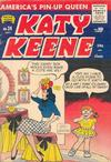 Cover for Katy Keene (Archie, 1949 series) #24