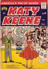 Cover for Katy Keene (Archie, 1949 series) #28