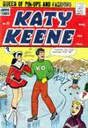 Cover for Katy Keene (Archie, 1949 series) #33