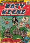 Cover for Katy Keene (Archie, 1949 series) #37